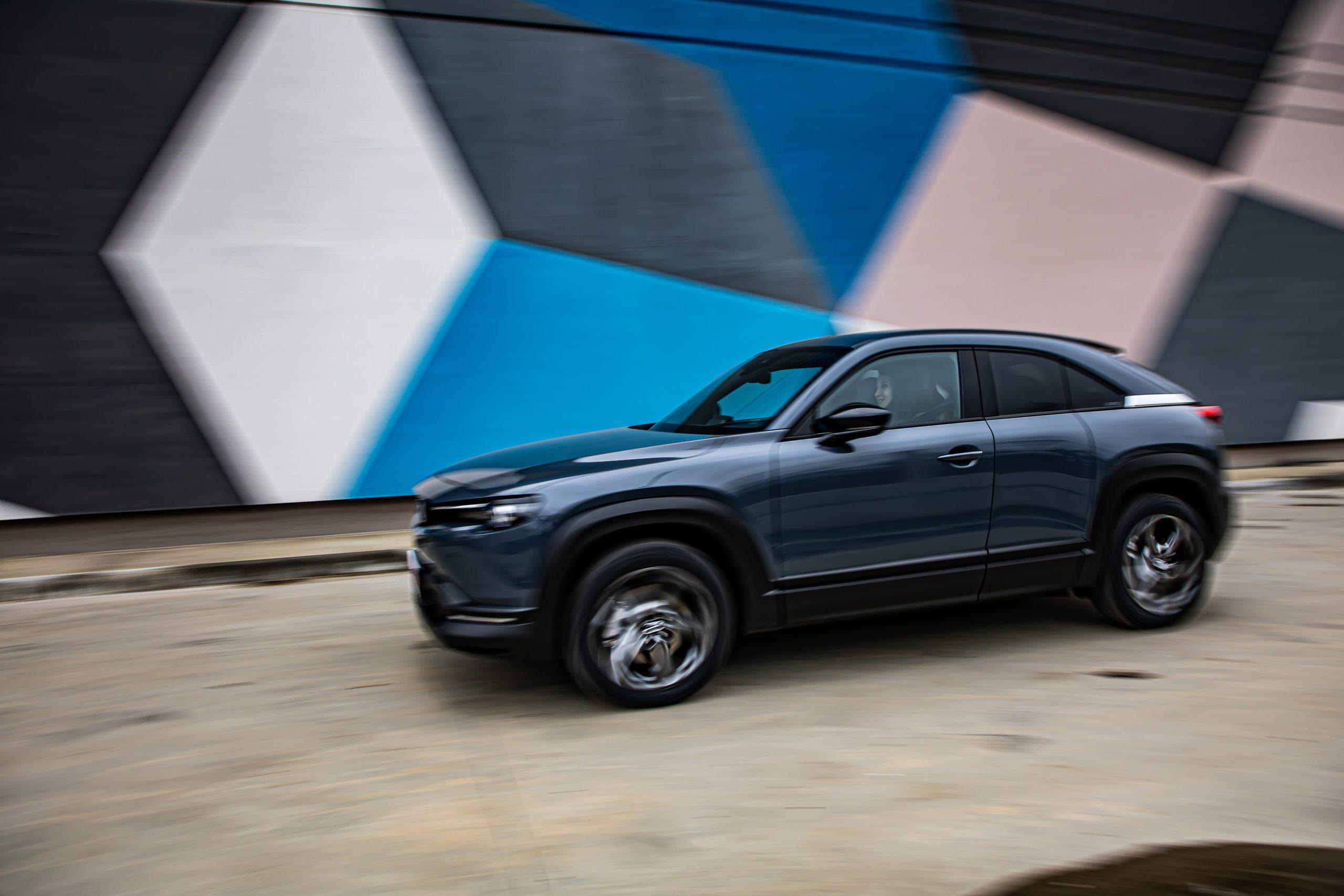 Test drive Mazda MX-30 (5)