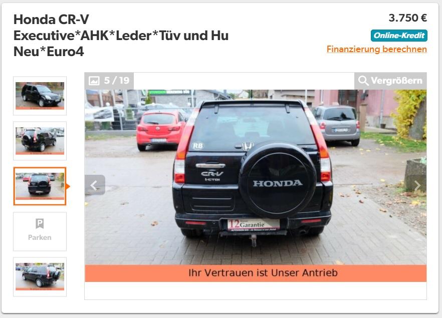 Top 5 mașini de familie sub 4.000 de euro pe care poți să le cumperi de pe mobile.de