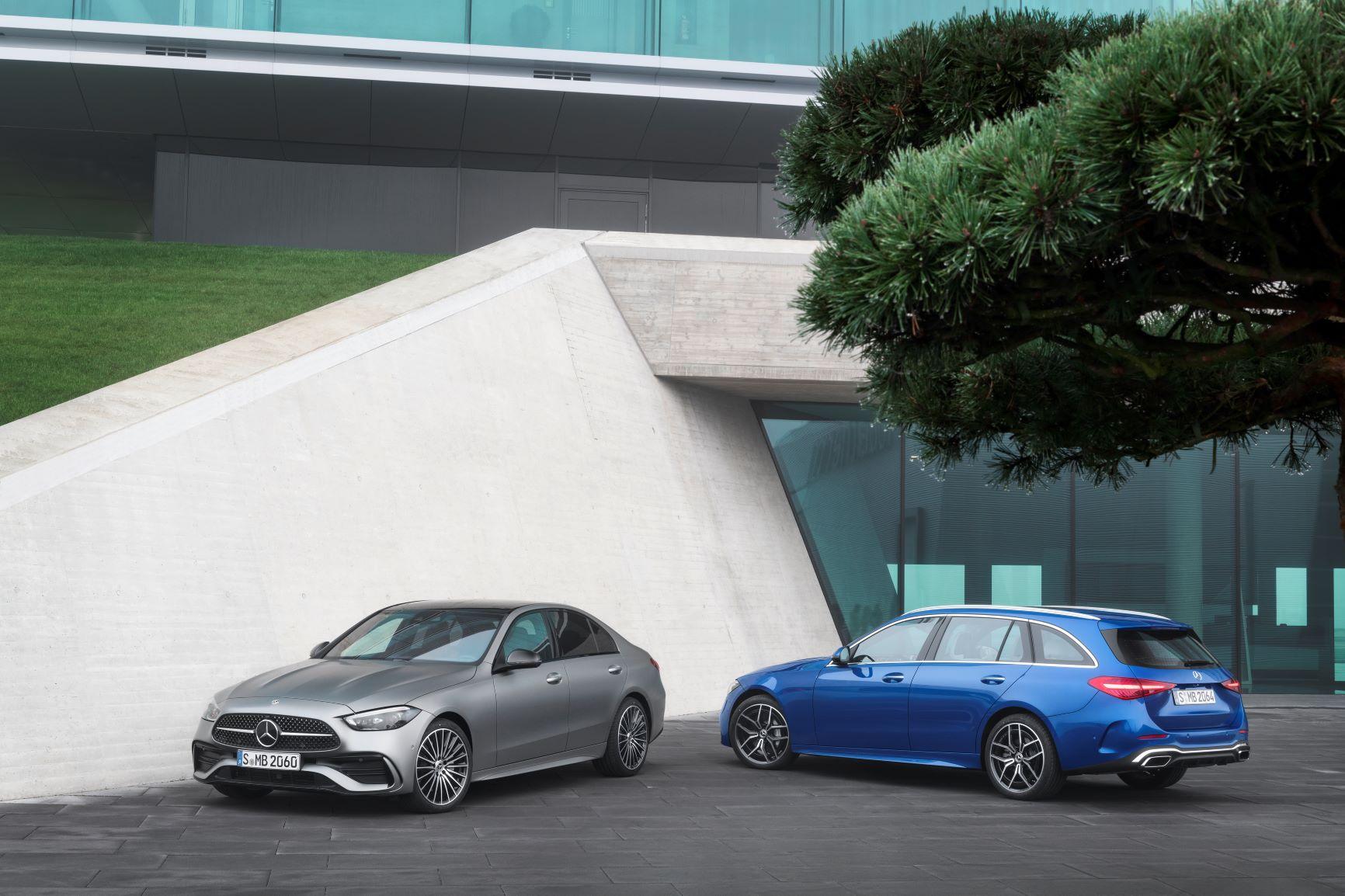 Noul Mercedes-Benz Clasa C