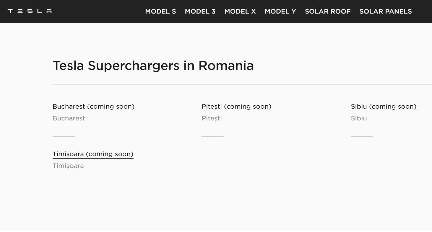 Unde se află, de fapt, primul sediul Tesla din România?