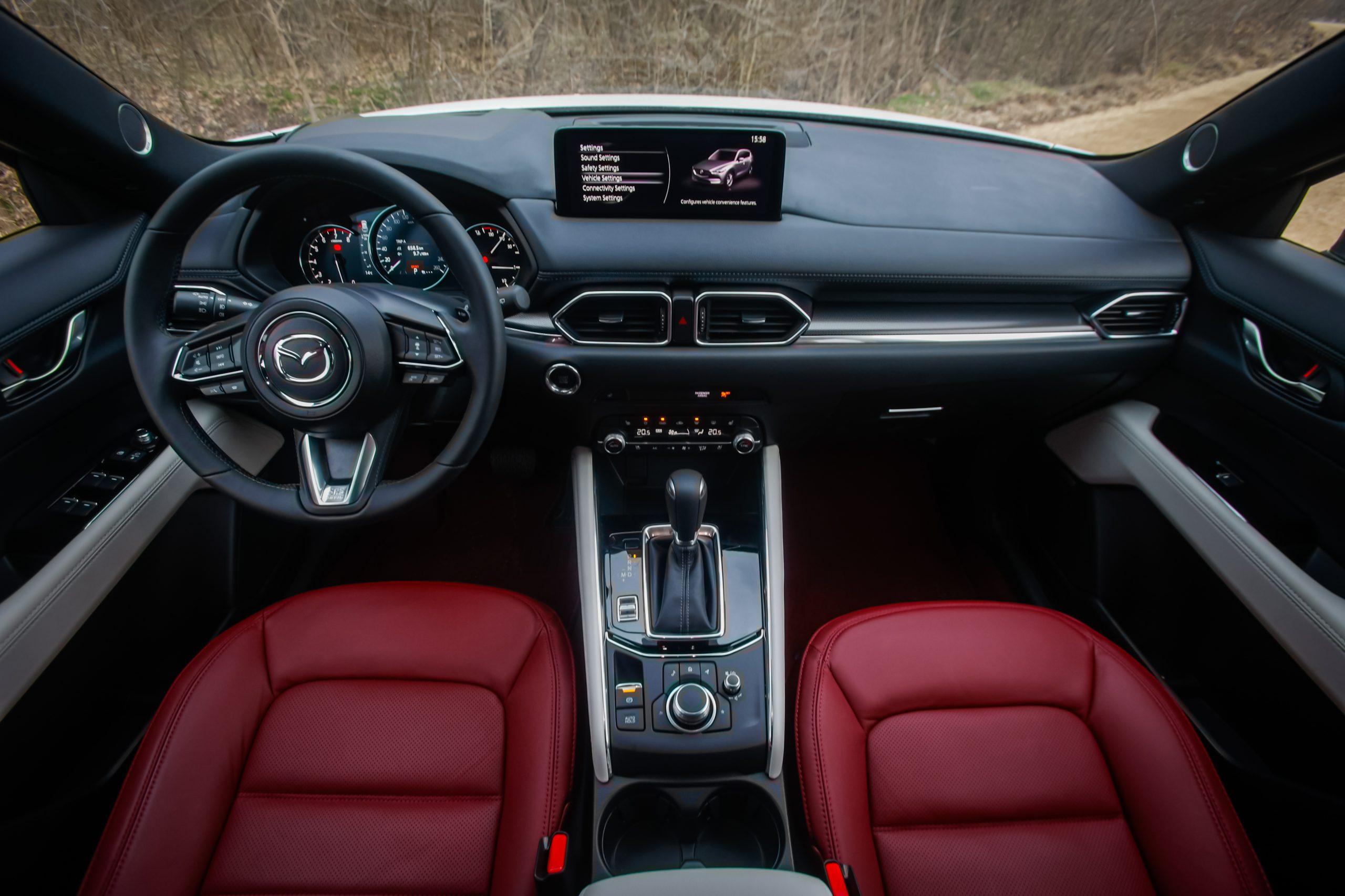 Test drive Mazda CX-5 100th Anniversary Edition (26)