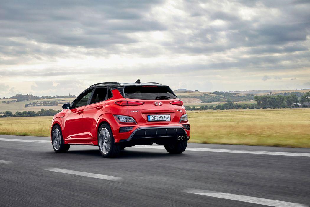 Top 10 cele mai ieftine SUV-uri mici de vânzare în România Hyundai Kona facelift 2