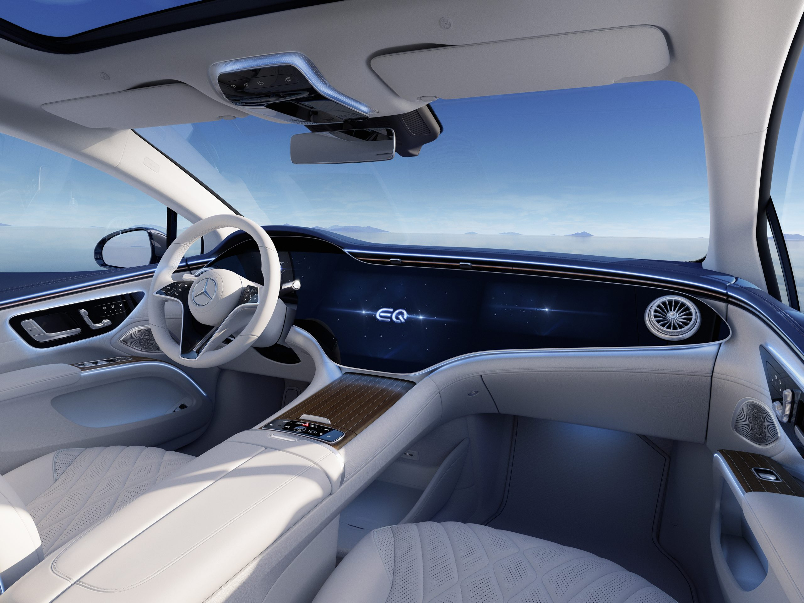 Noul Mercedes-Benz ESQ