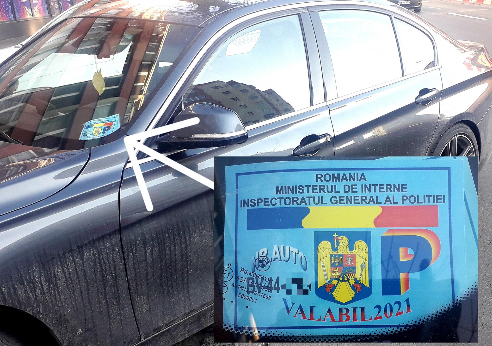 Permisul de parcare MAI, următoarea aroganță după numărul bulgăresc