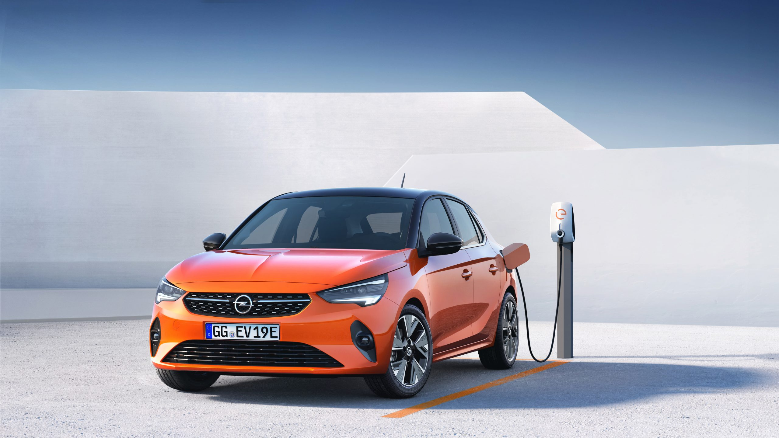 Masini electrice Opel Corsa e