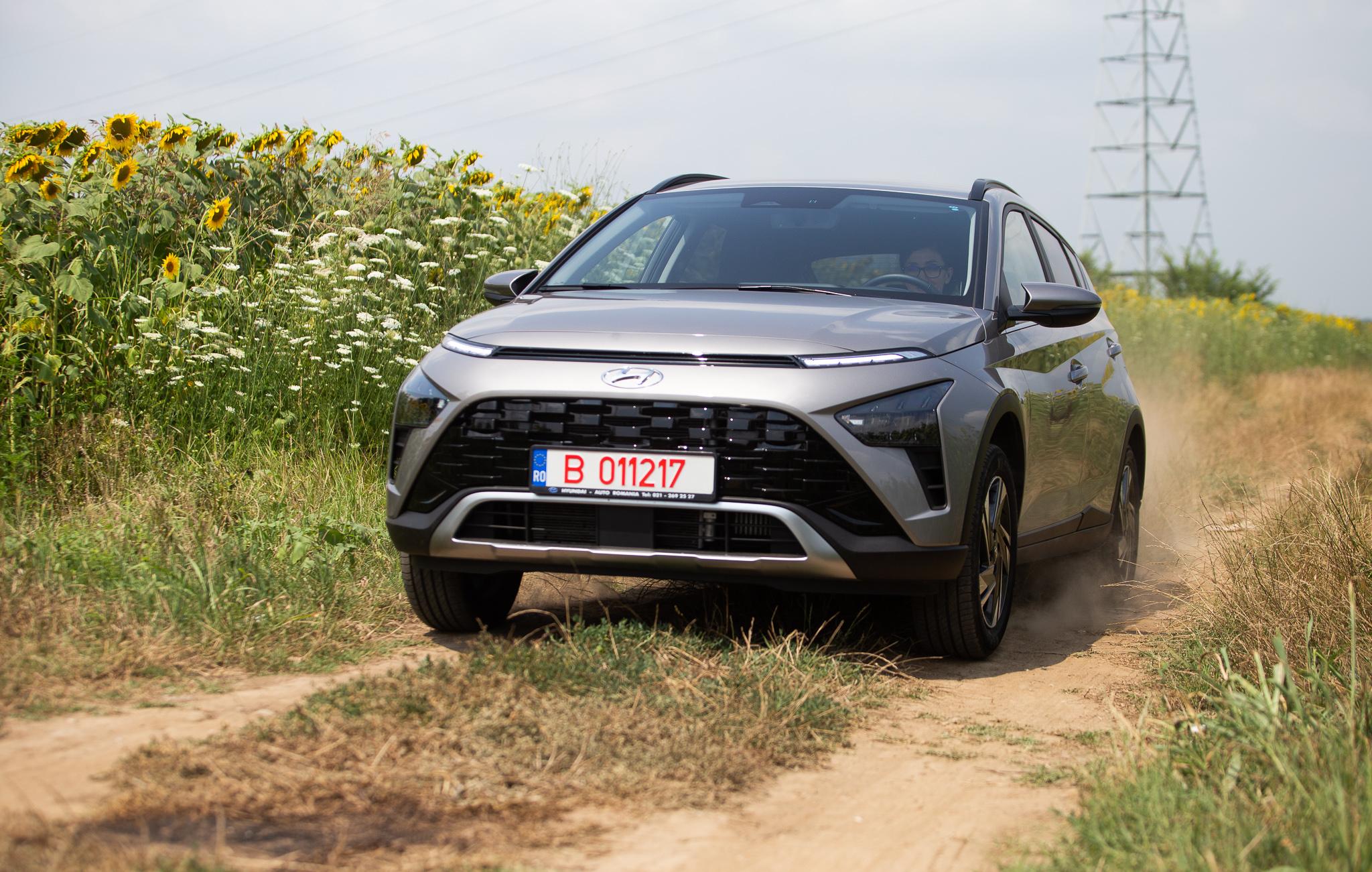 Test drive Hyundai Bayon (14)