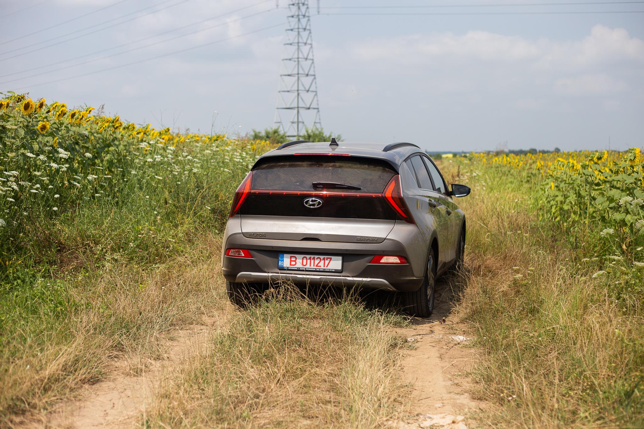 Test drive Hyundai Bayon (21)