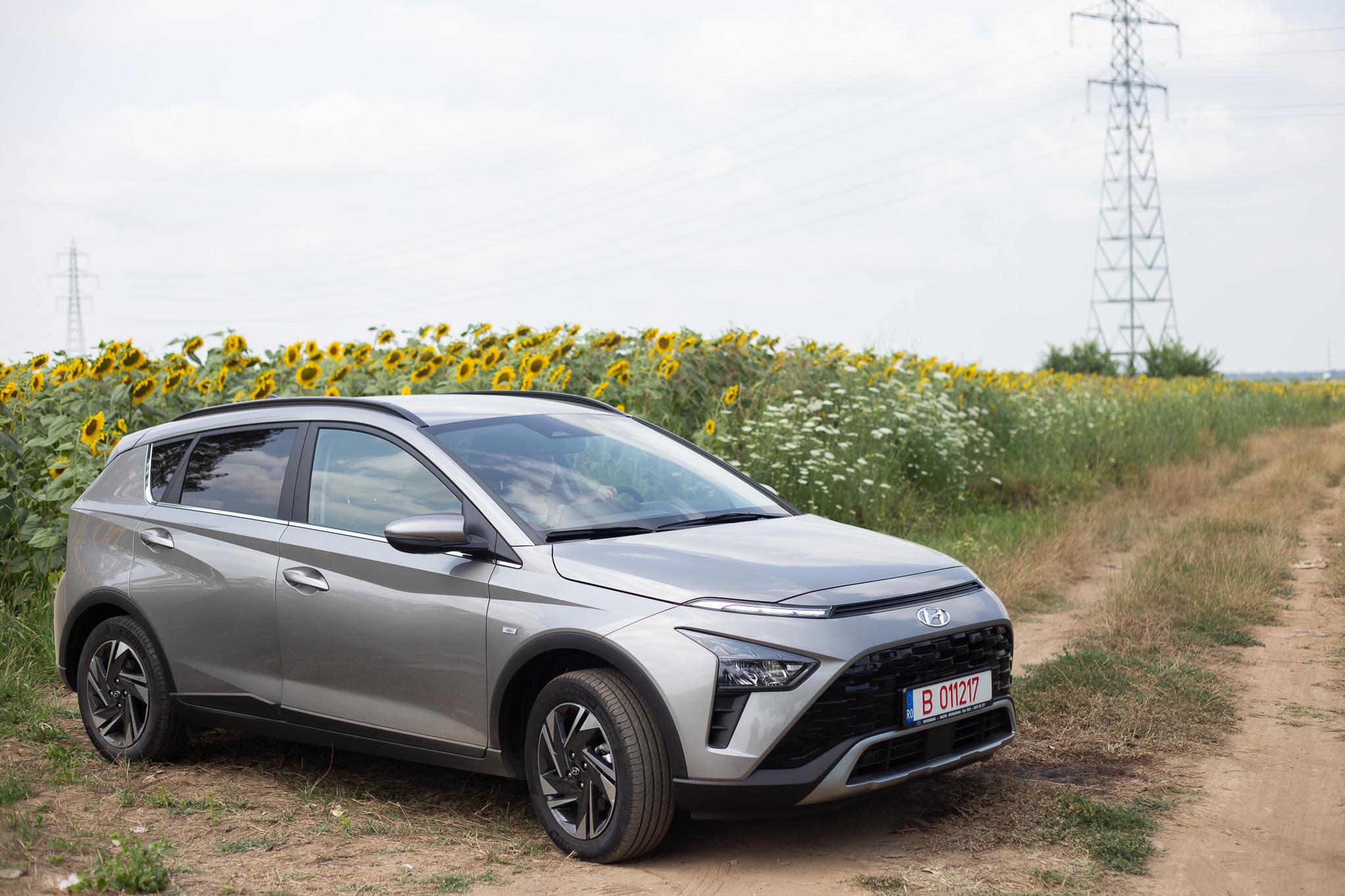 Test drive Hyundai Bayon (25)