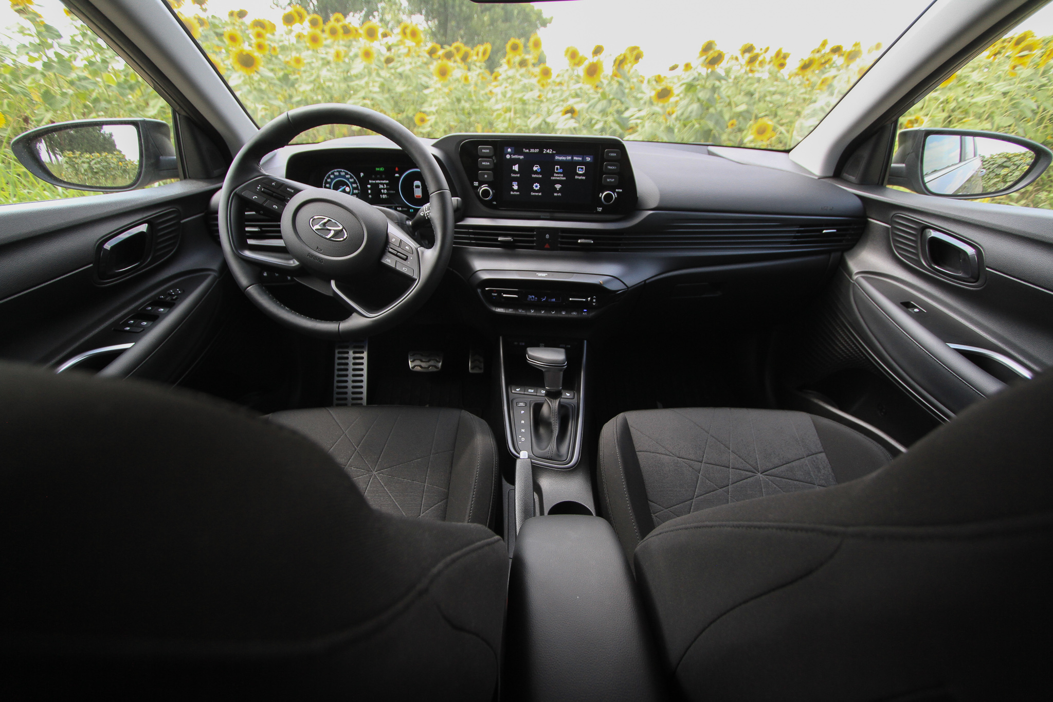 Test drive Hyundai Bayon (3)