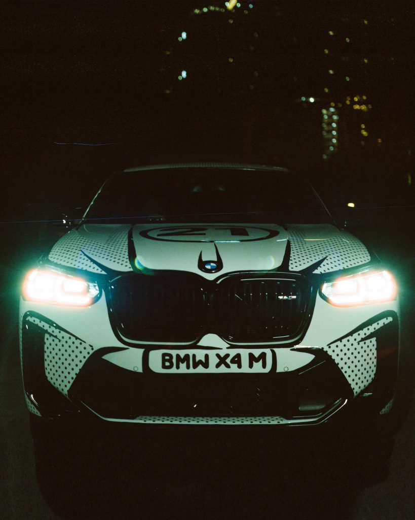 Joshua Vides creează un BMW X4 M Competition unic thumbnail